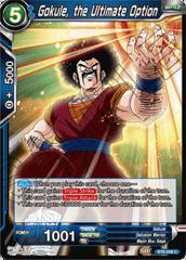 Gokule, the Ultimate Option - BT6-038 - C - Foil