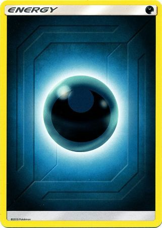 Darkness Energy - 2019 Unnumbered - Common - Reverse Holo