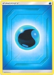 Water Energy - 2019 Unnumbered - Common - Reverse Holo