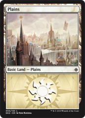 Plains (050) (Guild Kits: Ravnica Allegiance)