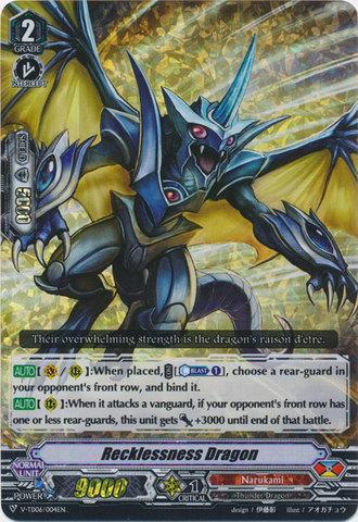 Recklessness Dragon - V-TD06/004 - RRR