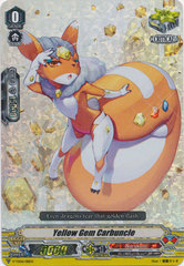 Yellow Gem Carbuncle - V-TD06/011 - RRR on Channel Fireball