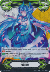 ▽  Imaginary Gift Marker [Protect] Hexagonal Magus Art - V-GM/0070EN (FOIL) [V-TD05]