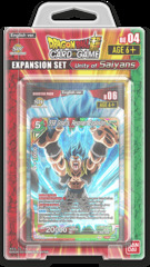 Dragon Ball Super TCG - Unity of Saiyans - Expansion Set