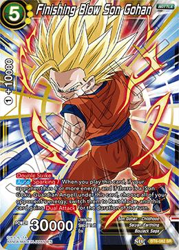 Finishing Blow Son Gohan - BT6-082 - SR