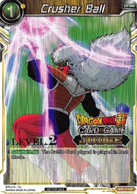 Crusher Ball (Level 2 Judge Promo) - BT1-110 - PR
