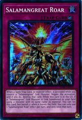 Salamangreat Roar - SDSB-EN033 - Super Rare - 1st Edition