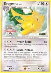 Dragonite - 2/146 - Staff National Championships Promo 2009