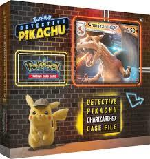 Pokemon: Detective Pikachu Charizard GX Case File