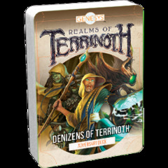 Genesys: Realms of Terrinoth - Denizens of Terrinoth