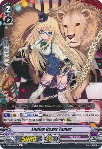 Endive Beast Tamer - V-BT04/081EN - C