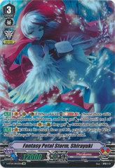 Fantasy Petal Storm, Shirayuki - V-BT04/DR03EN - DR