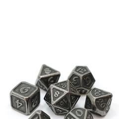 Mythica Dark Silver