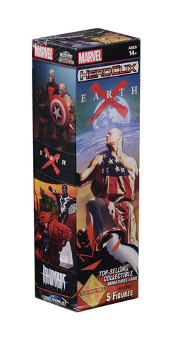 Earth X Single Booster Pack