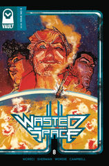 Wasted Space #8 (Mature Readers)