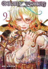 Children Of the Whales Graphic Novel Vol 09 (Mature Readers)