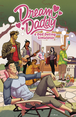 Dream Daddy: A Dad Dating Comic Book Trade Paperback