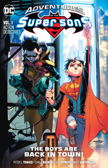 Adventures Of The Super Sons Tp Vol 01 Action Detective (STL112298)