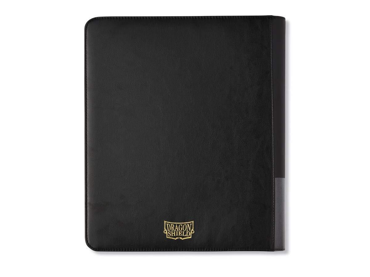 Dragon Shield - Card Codex - Zipster Binder - Black