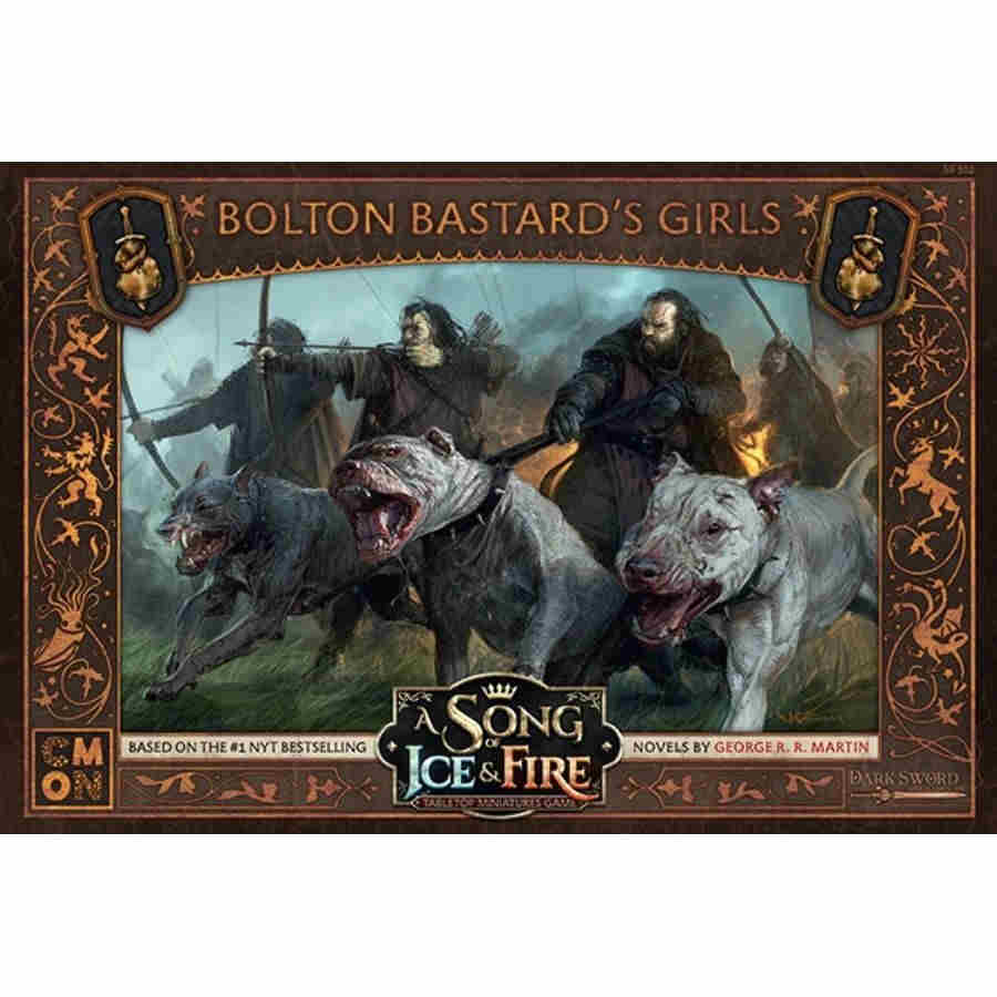 A Song Of Ice And Fire: Tabletop Miniatures Game - Bolton BastardS Girls