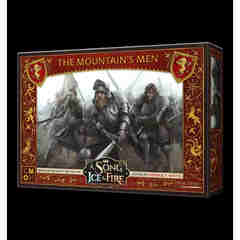 A Song Of Ice And Fire: Tabletop Miniatures Game - Lannister Mountain'S Men