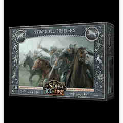 A Song Of Ice And Fire: Tabletop Miniatures Game - Stark Outriders