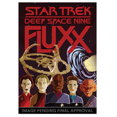 Fluxx - Star Trek: Deep Space 9