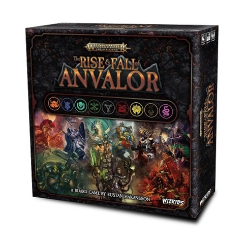 The Rise & Fall Of Anvalor
