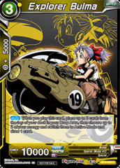 Explorer Bulma (Event Pack 03) - BT4-093 - PR