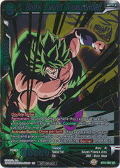 Broly, Limits Transcended (Event Pack 03) - BT6-060 - SR
