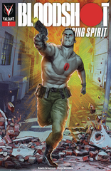 Bloodshot: Rising Spirit #7 (Cover A - Guedes)