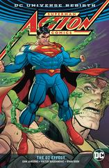Superman Action Comics The Oz Effect Tp (STL118272)