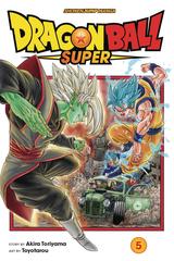 Dragon Ball Super Gn Vol 05 (STL116107)