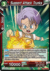 Support Attack Trunks - BT6-010 - C - Pre-release (Destroyer Kings)