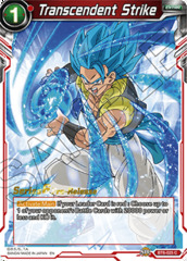 Transcendent Strike - BT6-025 - C - Pre-release (Destroyer Kings)