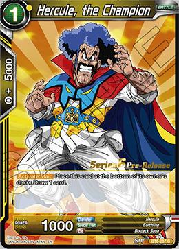 Hercule, the Champion - BT6-087 - C - Pre-release (Destroyer Kings)