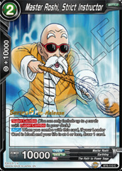 Master Roshi, Strict Instructor - BT6-110 - C - Pre-release (Destroyer Kings)