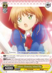 Sakura: Elemetary School Play - CCS/WX01-026 - C
