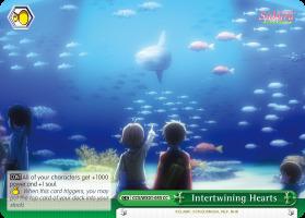 Intertwining Hearts - CCS/WX01-055 - CC