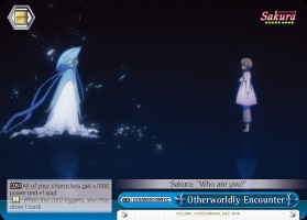 Otherworldly Encounter - CCS/WX01-099 - CC