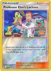 Professor Elm's Lecture - 188/214 - Regional Championships Promo  (Staff)
