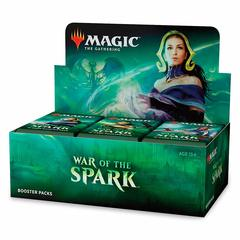 War of the Spark Booster Box - Does not include buy-a-box promo