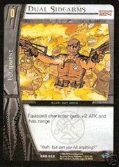 Dual Sidearms - Foil