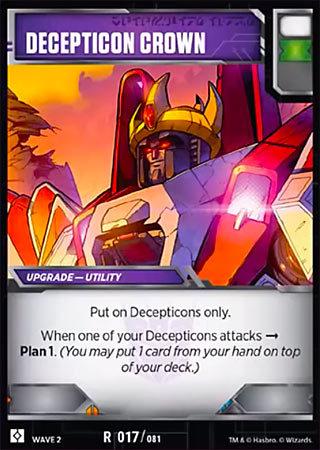 Decepticon Crown
