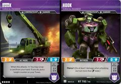 Hook // Surgical Engineer (Wave 2A // Devastator)