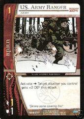 U.S. Army Ranger, Army - Foil