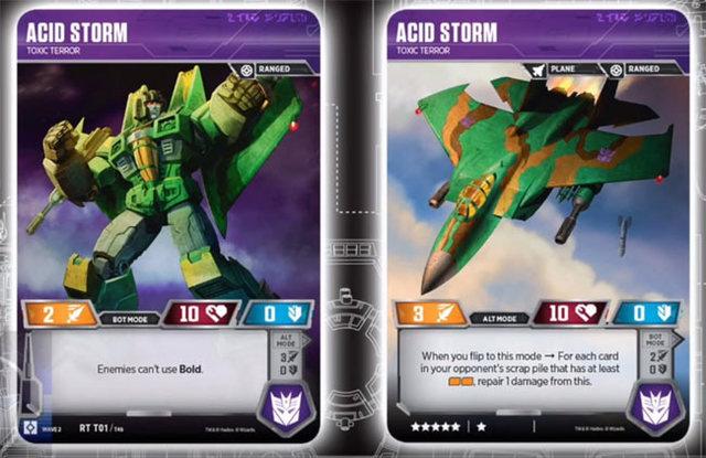 Acid Storm // Toxic Terror