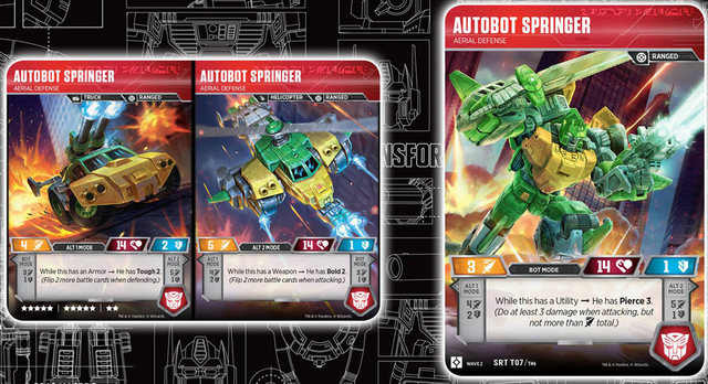 Autobot Springer // Aerial Defense
