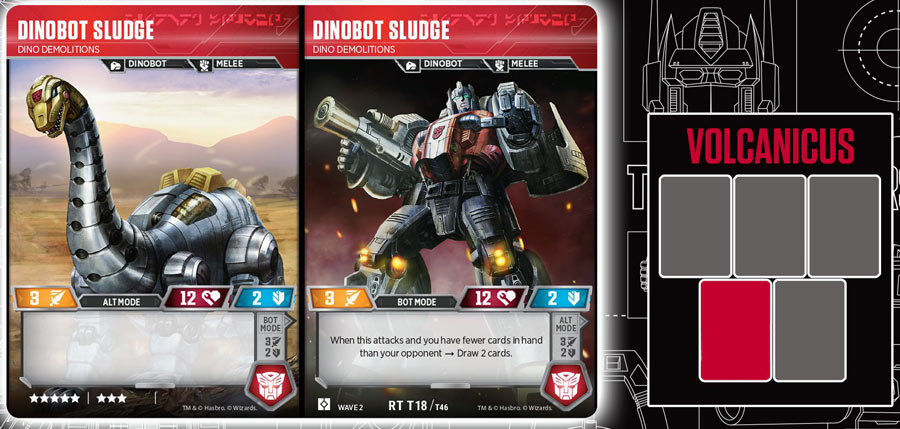 Dinobot Sludge // Dino Demolitions