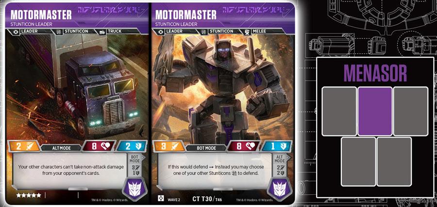 Motormaster // Stunticon Leader